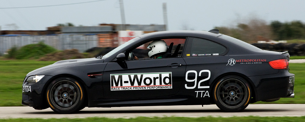 M-World's NASA TTA Race Car
