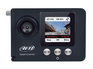 aim smartycam hd front picture